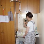 経管栄養の準備